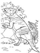 Click to see Dinosaurs Coloring pages