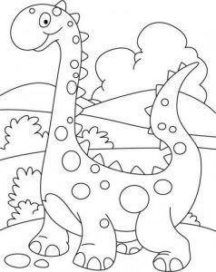 Dinosaur Coloring Pages: Here are the top 25 free dinosaur coloring pages to pr...