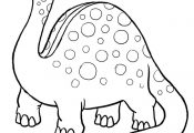 Dinosaurs printable coloring pages for kid s. Find on coloring-book of coloring ...