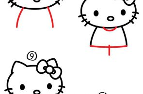 Follow along with us and learn how to draw Hello Kitty. Also be sure to visit th...