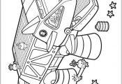Раскраски по мультсериалу Октонавты (Octonauts c...
