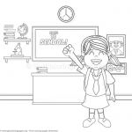 11 Back to School Coloring Pages – GetColoringPages.org #coloring #coloringboo...