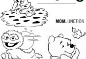 15 Random Cartoon Coloring Pages Your Child Will Love To Color