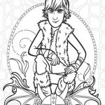 18 Free How to Train Your Dragon Coloring Pages for Kids Printable
