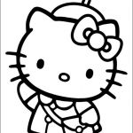 1973 hello kitty | kleurplaat hello kitty2 150x150 Hello Kitty kleurplaten
