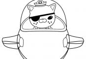 59522-octonauts-coloriage.jpg (821×1061)   #cartoon #coloring #pages