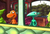 66 Dinosaur Train Coloring Pages
