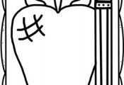BACK TO SCHOOL COLORING PAGES  This file includes 27 coloring pages that were ha...