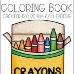 C is for coloring!  This packet contains 26 coloring pages, one for each letter ...