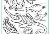 Captain Barnacles goody bag treat (Octonauts coloring pages from Meomi)   #carto...