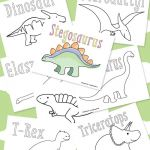 Check out this list of 21 Easy Dinosaur Activities For Kids that not only celebr...