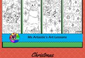 Christmas is just around the corner! Spice up your literacy program with 5 hand ...