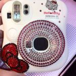 Colorful Cameras, Hello Kitty 3, Hellokitty 33, Polaroid Camera, Hello Kitty Stu...