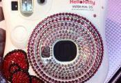 Colorful Cameras, Hello Kitty 3, Hellokitty 33, Polaroid Camera, Hello Kitty Stu...
