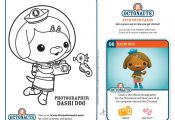 Dashi Dog | Example of the printable octonauts page you can … | Flickr - Photo...