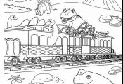 Dinosaur Train Coloring Pages Check more at coloringareas.com...
