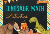 Dinosaur theme unit for pre-k, preschool, and kindergarten. Lesson ideas, activi...