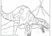 Dinosaurs Coloring Pages 27