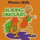 Dinosaurs for phonics in READING DINOSAURS {Core 1-3}     Phonics practice in a … Wallpaper