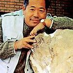 Dong Zhiming (Chinese palaeontologist) perhaps the person who has named more din...