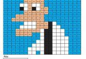 Dr. Doofenshmirtz- Advanced Division Phineas and Ferb Cartoon Coloring