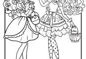Ever After High - Apple White & Madeline Hatter | Cartoon Jr.