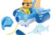 Fisher-Price Octonauts Vehicle with Figure - Gup R