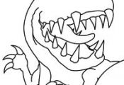 Free Dinosaur Downloads from Paul Stickland - Free coloring pages and coloring s...