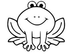 Frog Cartoon SVG Picture / Photo @ Svgimages.com Wallpaper