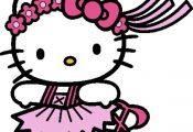 Hello Kitty - Ballerina