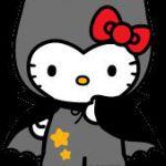 Hello Kitty Halloween - Dracula
