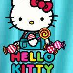 Hello Kitty Portfolio Folder