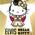 Hello Kitty as ELVIS