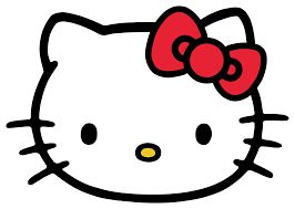 Hello-Kitty-by-Yuko-Shimizu.-Vector-based-character-design-thick-line-weight-c Hello Kitty by Yuko Shimizu. Vector-based character design, thick line weight, c... Hello Kitty