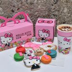 Hello Kitty café #sweets (*^ω^*)