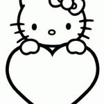 Hello Kitty coloring pages, coloring pages of Hello Kitty ...