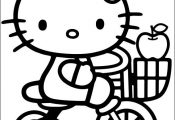 Hello Kitty is a twinkling-eyed cartoonish character which is invented and promo...