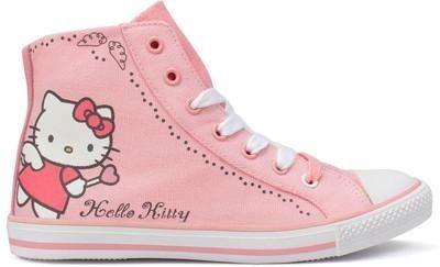 Hello Kitty shoe Wallpaper