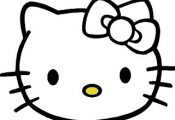 Hello kitty printout there is another to print with bows..save to your pictures ...