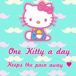 Hello kitty quote