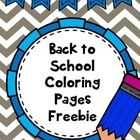 Here are some simple back to school coloring pages to get you through those firs… Wallpaper