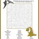 If your students love dinosaurs, they are sure to enjoy this dinosaur word searc...