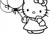 Image detail for -Free Coloring Pages: Hello Kitty Coloring Pages, Hello Kitty P...