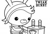 Image result for coloring pages vegimals octonauts