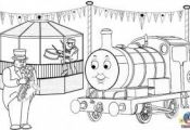Kids Coloring Pages | Thomas the Train Coloring PagesThomas the ...