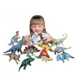 Learn the scientific names of 12 dinosaurs with Museum Dinosaurs.