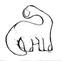 Melonheadz Illustrating Dinosaurs Wallpaper
