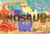 Mighty Dinosaurs from jurassic age – Learn dinosaurs names – Video for kids ...