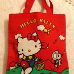 Mini 1976 hello kitty tote