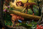 Mini Horned Dinosaurs Named